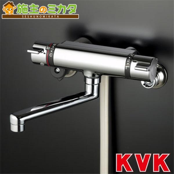 KVK 【KF800TM】 サーモスタット式シャワー 1.6mメタルホース付