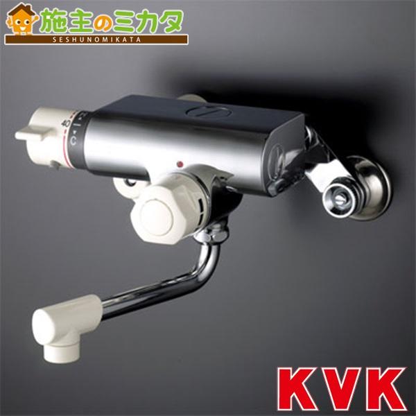 KVK 【KM159】 定量止水付サーモスタット式混合栓 混合水栓