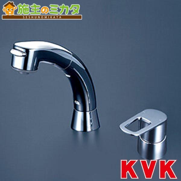 KVK 【KM5271TS2】 シングルレバー式洗髪シャワー