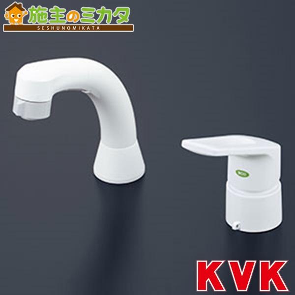 KVK 【KM8007CNEC】 シングルレバー式洗髪シャワー ヒートン付