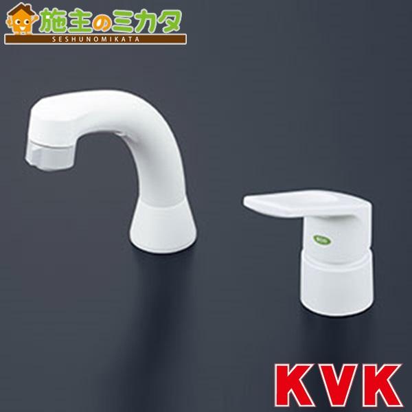 KVK 【KM8007EC】 シングルレバー式洗髪シャワー