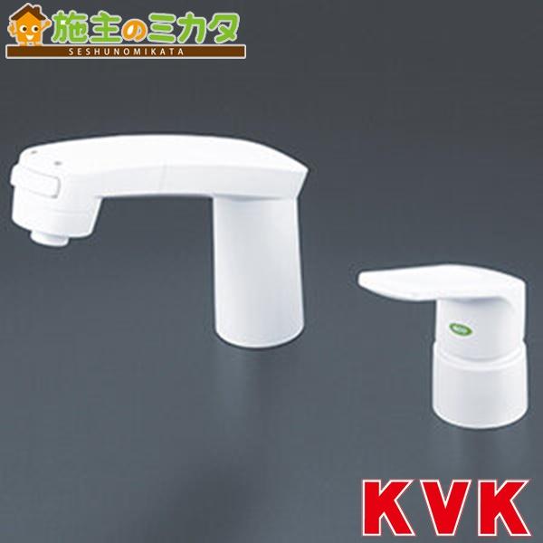KVK 【KM8007S2EC】 シングルレバー式洗髪シャワー