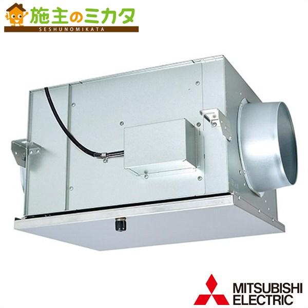 三菱 換気扇 ストレートシロッコファン 【BFS-80SY】※ 産業用送風機 消音形耐湿タイプ 浴室