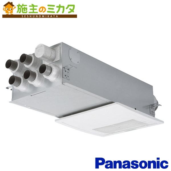 パナソニック 換気扇 気調システム 【FY-12VB1ACL】※ 熱交換気ユニット カセット形 ACモーター 微小粒子用フィルター搭載