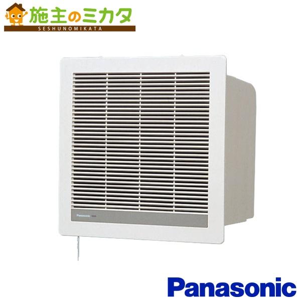 パナソニック 気調・熱交換形換気扇 【FY-14ZL-W】 壁面埋込形空調換気扇 壁埋熱交形 連動式シャッター ★