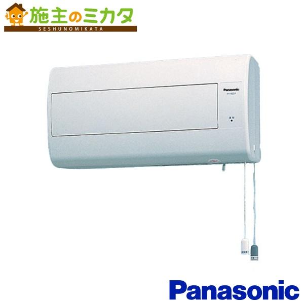 パナソニック 気調・熱交換形換気扇 【FY-16ZJ1-W】 壁掛形 熱交 1パイプ方式 ★