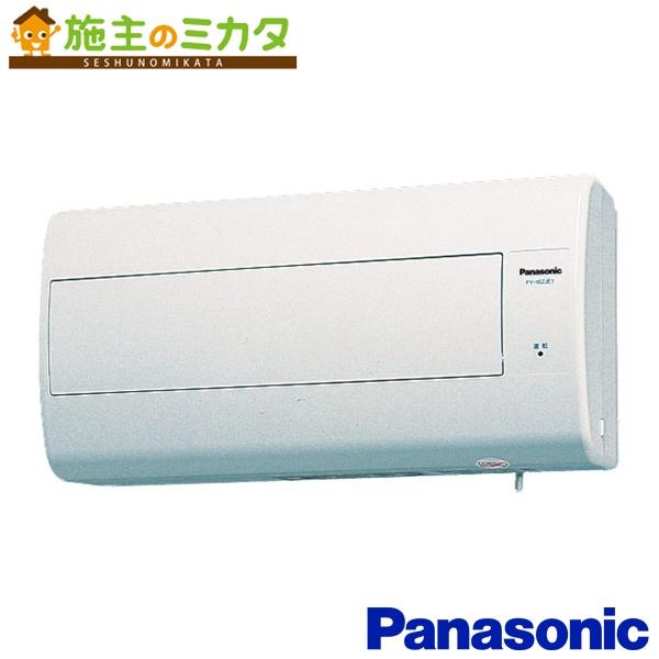 パナソニック 気調・熱交換形換気扇 【FY-16ZJE1-W】 壁掛形 1パイプ式 排湿形 電気式シャッター 寒冷地仕様 ★