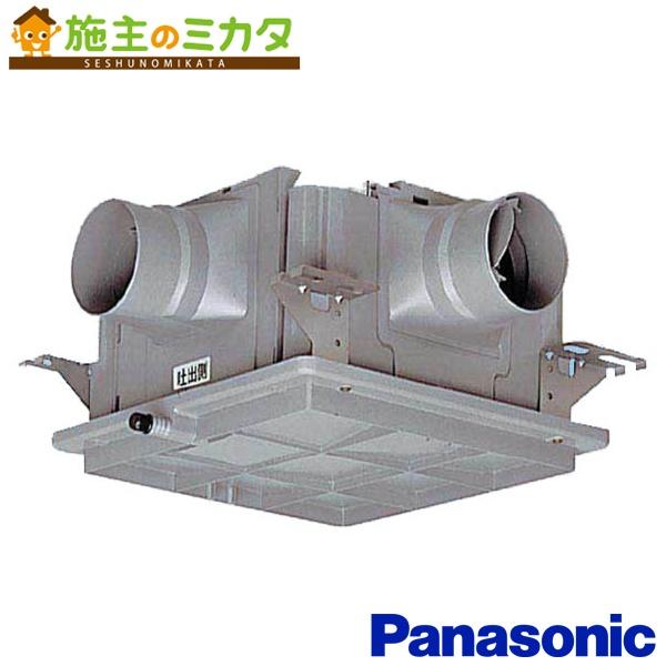 パナソニック 換気扇 中間ダクトファン 【FY-18DPGC1】 1~3室用 風圧式シャッター ★
