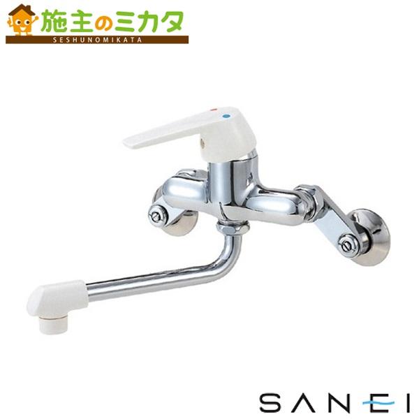 三栄水栓 【CK1700D-13】 シングル混合栓 混合水栓 ★