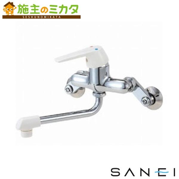 三栄水栓 【CK1700DK-13】 シングル混合栓 寒冷地用 混合水栓 ★