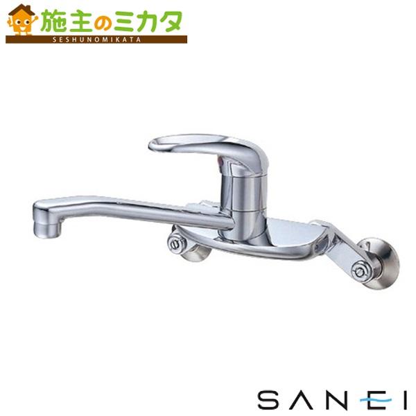 三栄水栓 【CK2710K-13】 シングル混合栓 寒冷地用 混合水栓 ★