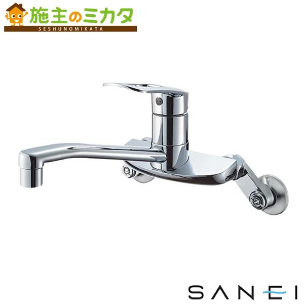 三栄水栓 【K2710E-13】 シングル混合栓 混合水栓 ★