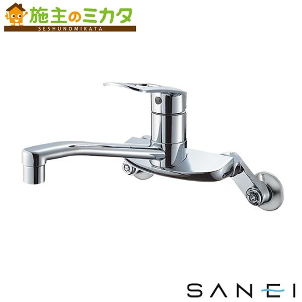 三栄水栓 【K2710EK-13】 シングル混合栓 寒冷地用 混合水栓 ★