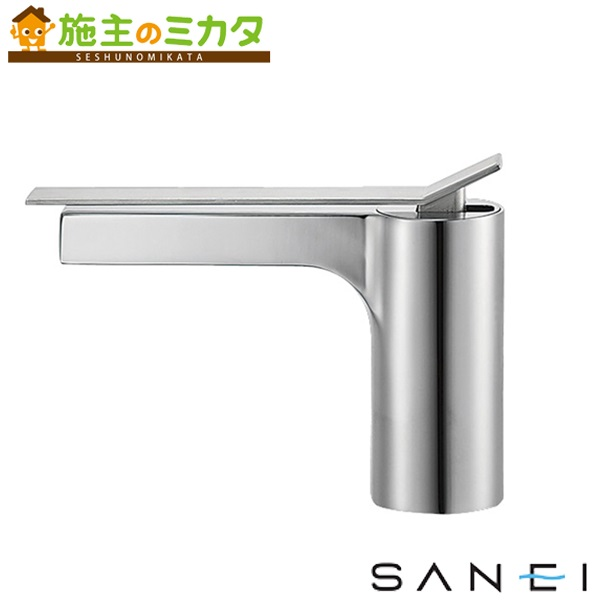 三栄水栓 【K4731NJV-13】 シングルワンホール洗面混合栓 混合水栓 ★