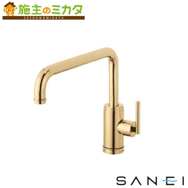 三栄水栓 【K87410JK-NCU-13】 シングルワンホール混合栓 混合水栓 ★