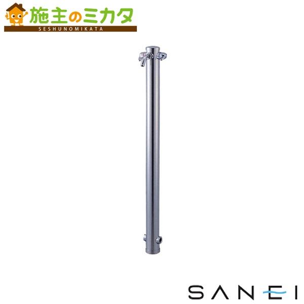 三栄水栓 【K9561-13】 ツーバルブ混合栓柱 混合水栓 ★