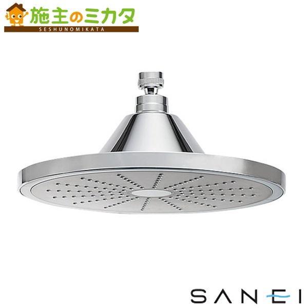 三栄水栓 【S1040F1】 回転シャワーヘッド ★