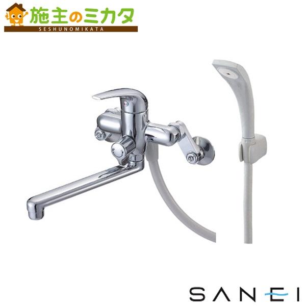 三栄水栓 【SK170-LH-13】 シングルシャワー混合栓 混合水栓 ★