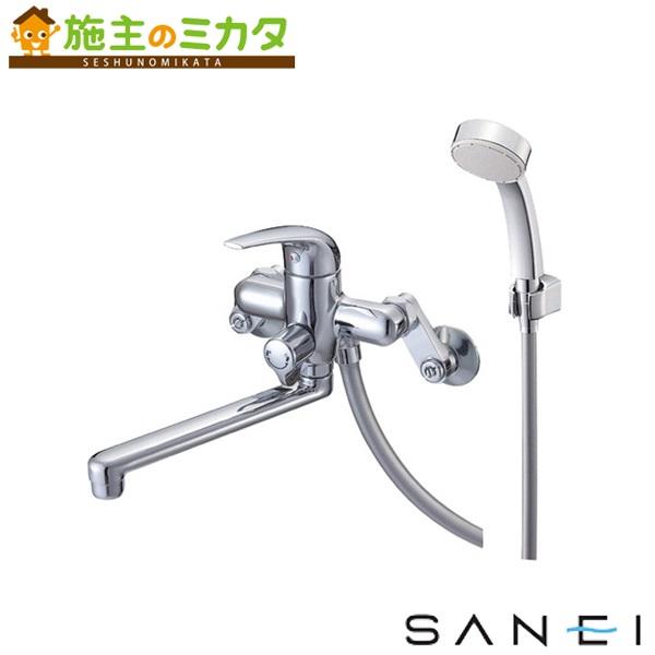 三栄水栓 【SK170S9-13】 シングルシャワー混合栓 混合水栓 ★