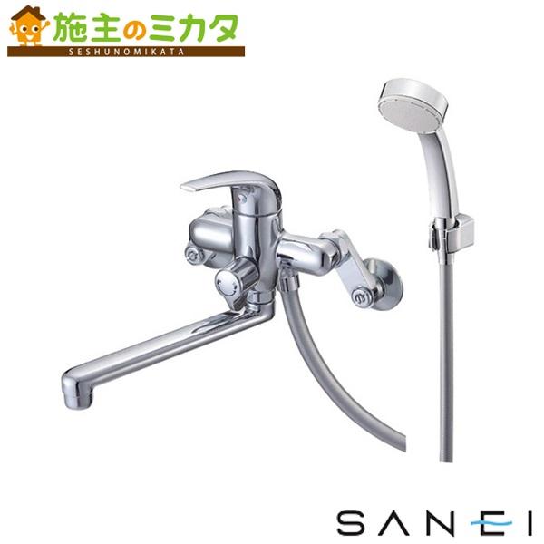 三栄水栓 【SK170S9K-13】 シングルシャワー混合栓 混合水栓 ★