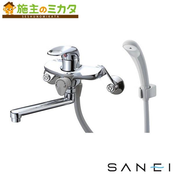 三栄水栓 【SK1710K-13】 シングルシャワー混合栓 混合水栓 ★