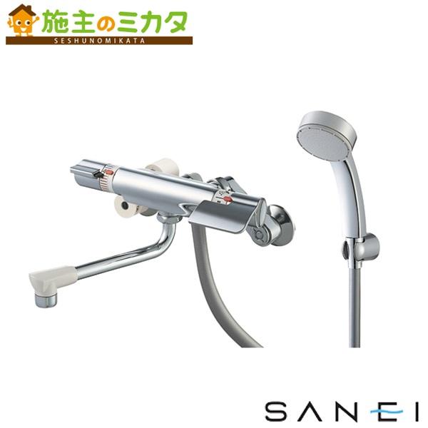 三栄水栓 【SK18130DC-13】 サーモシャワー混合栓 混合水栓 ★