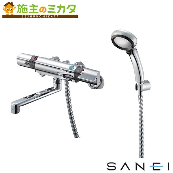 三栄水栓 【SK18121CTC-13】 サーモシャワー混合栓 混合水栓 ★