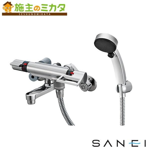 三栄水栓 【SK1813CT5-S-13】 サーモシャワー混合栓 混合水栓 ★