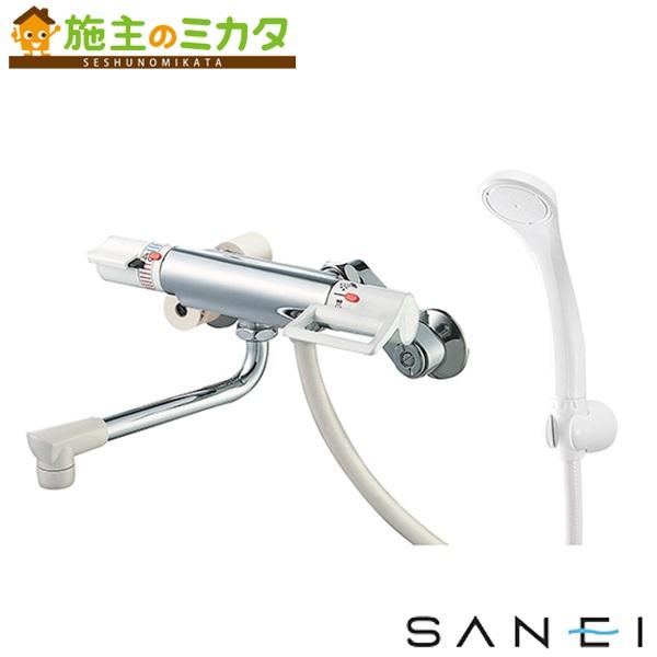 三栄水栓 【SK181D-13】 サーモシャワー混合栓 混合水栓 ★
