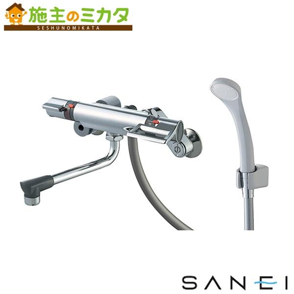 三栄水栓 【SK1813DC-13】 サーモシャワー混合栓 混合水栓 ★