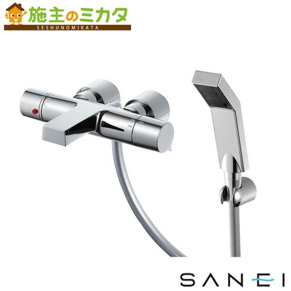 三栄水栓 【SK1831-13】 サーモシャワー混合栓 混合水栓 ★