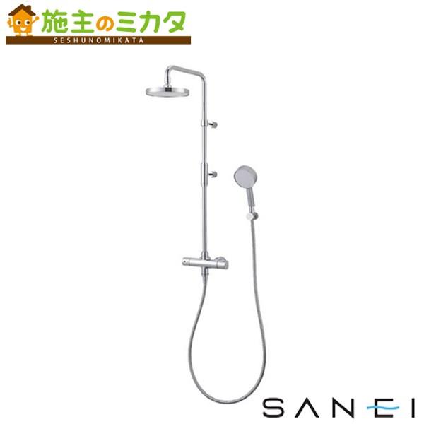 三栄水栓 【SK1841-1S-13】 サーモシャワー混合栓 混合水栓 ★