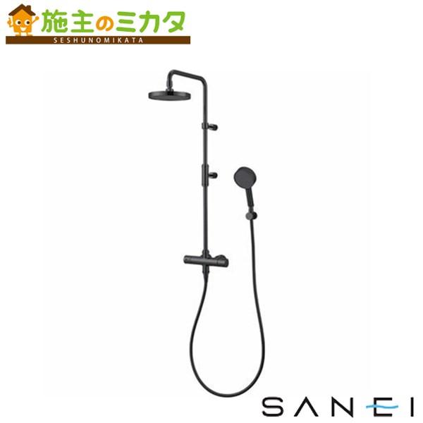 三栄水栓 【SK1841-1S-MDP-13】 サーモシャワー混合栓 混合水栓 ★