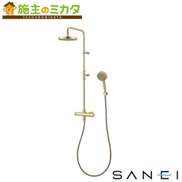 三栄水栓 【SK1841-1S-NCU-13】 サーモシャワー混合栓 混合水栓 ★