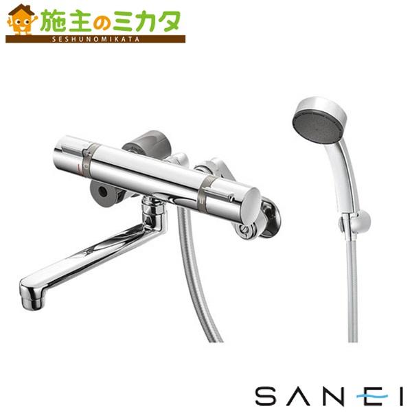 三栄水栓 【SK18520K-13】 サーモシャワー混合栓 混合水栓 ★