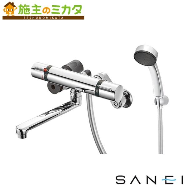 三栄水栓 【SK18520S9K-13】 サーモシャワー混合栓 混合水栓 ★