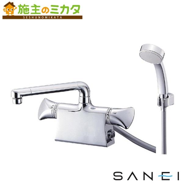 三栄水栓 【SK78010DS9-13】 サーモデッキシャワー混合栓 混合水栓 ★