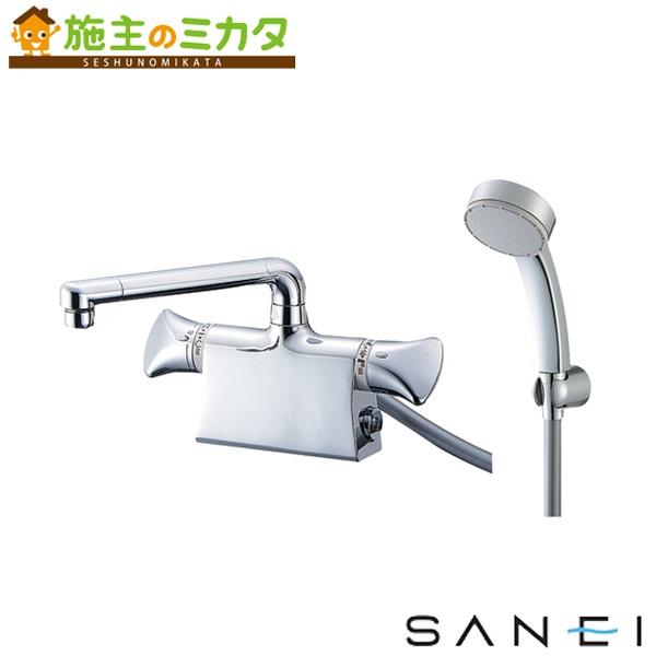 三栄水栓 【SK78011DS9-13】 サーモデッキシャワー混合栓 混合水栓 ★