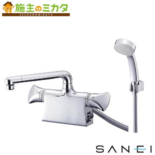 三栄水栓 【SK7801DS9-13】 サーモデッキシャワー混合栓 混合水栓 ★