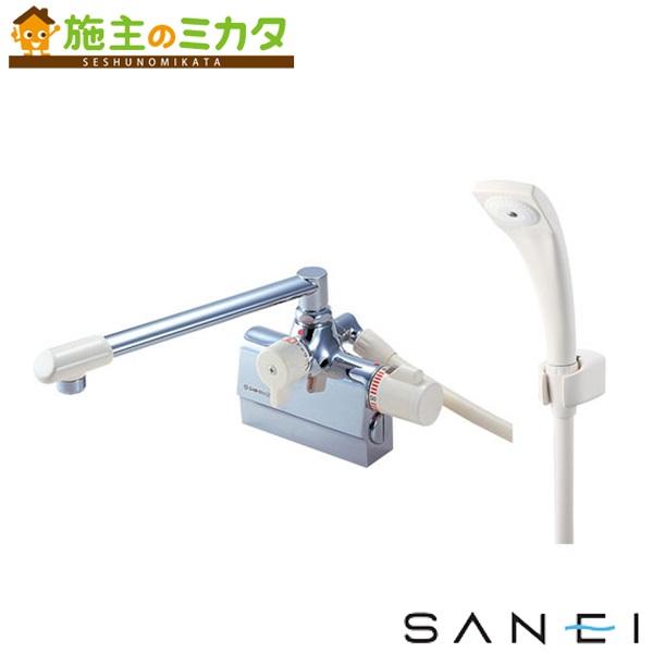 三栄水栓 【SK780D-13】 サーモデッキシャワー混合栓 混合水栓 ★