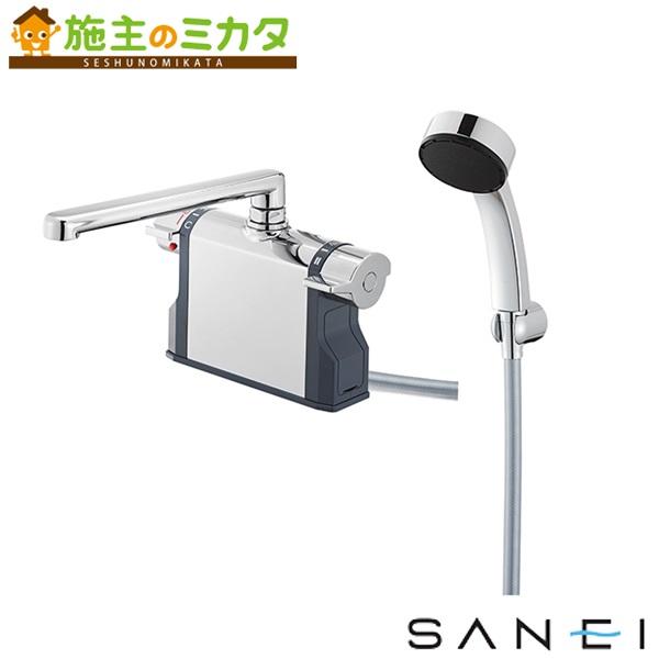 三栄水栓 【SK7810-S9L20】 サーモデッキシャワー混合栓 混合水栓 ★