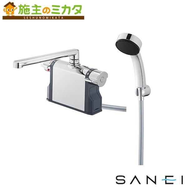三栄水栓 【SK7810-S9L24】 サーモデッキシャワー混合栓 混合水栓 ★