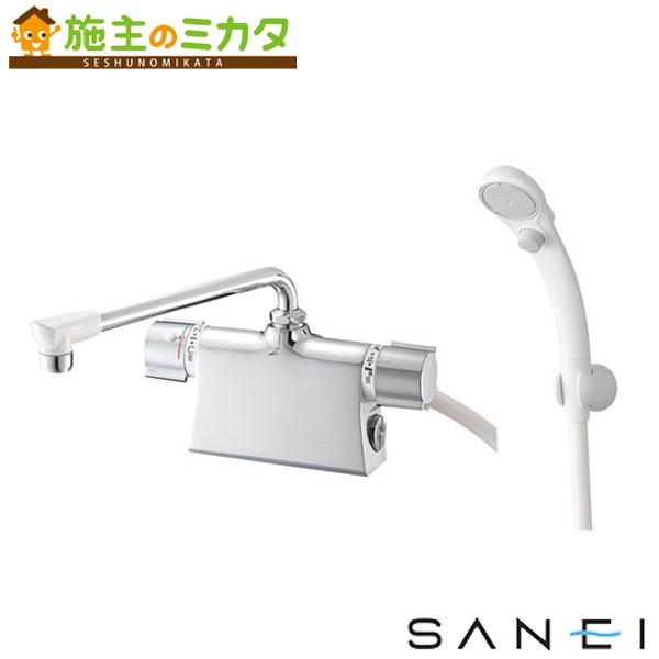 三栄水栓 【SK78501D-L-13】 サーモデッキシャワー混合栓 混合水栓 ★