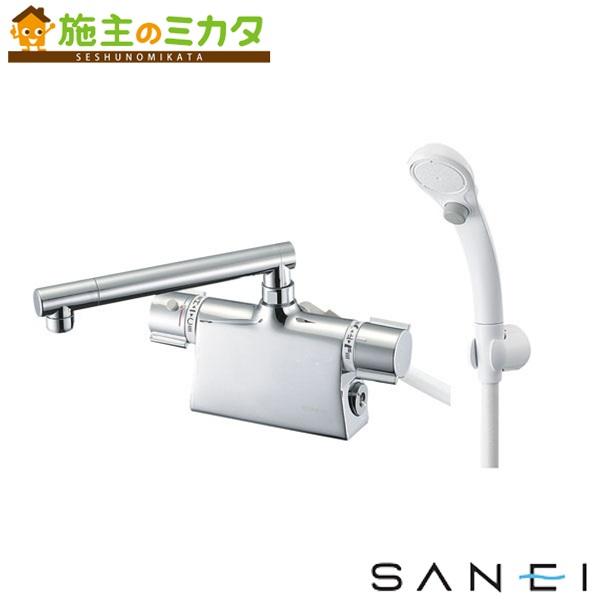 三栄水栓 【SK78501DT2K-13】 サーモデッキシャワー混合栓 混合水栓 ★