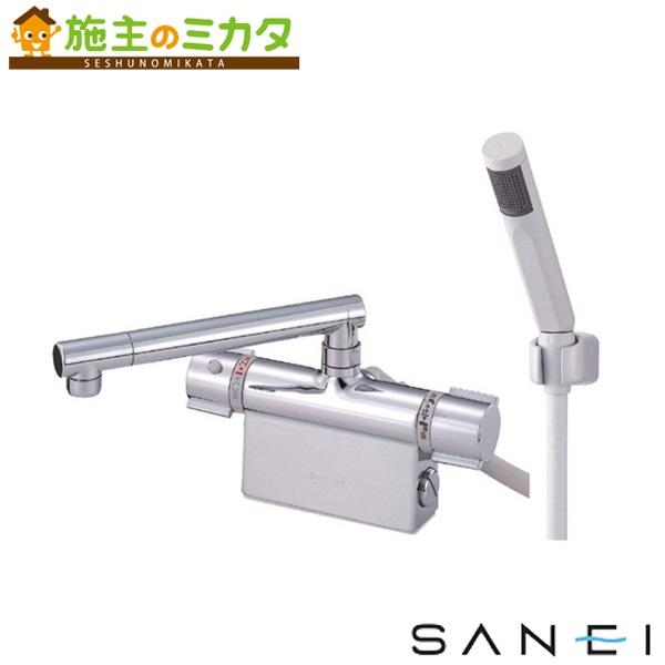 三栄水栓 【SK7850D-13】 サーモデッキシャワー混合栓 混合水栓 ★