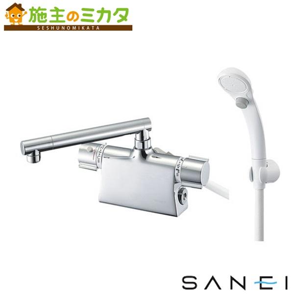 三栄水栓 【SK7850DT2-13】 サーモデッキシャワー混合栓 混合水栓 ★