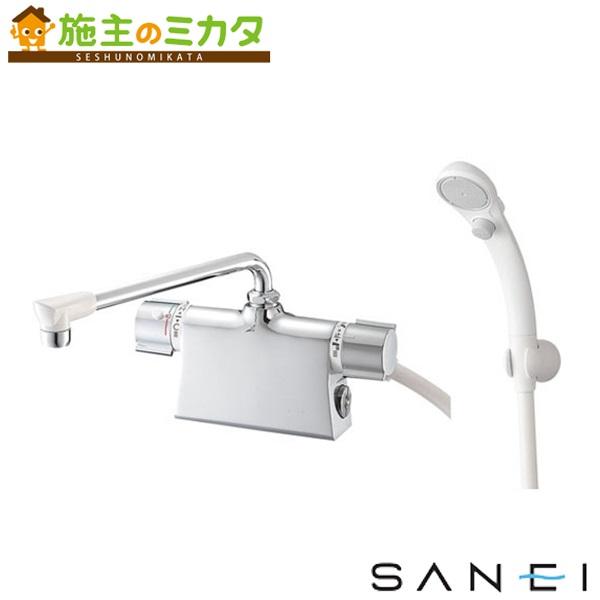 三栄水栓 【SK785D-L-13】 サーモデッキシャワー混合栓 混合水栓 ★