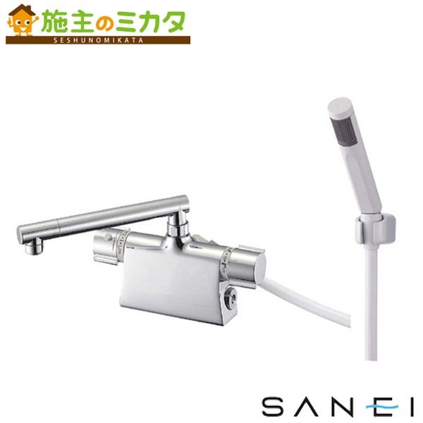 三栄水栓 【SK785D-13】 サーモデッキシャワー混合栓 混合水栓 ★