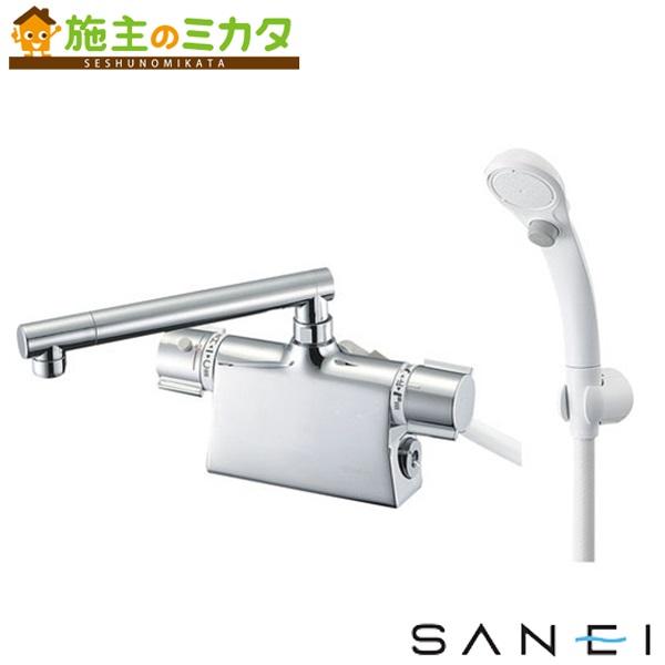 三栄水栓 【SK785DT2-13】 サーモデッキシャワー混合栓 混合水栓 ★