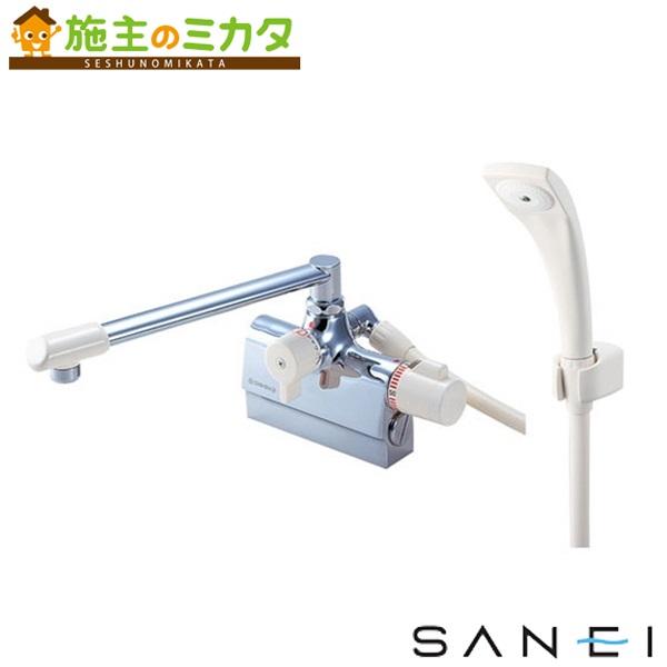 三栄水栓 【SK78D-13】 サーモデッキシャワー混合栓 混合水栓 ★